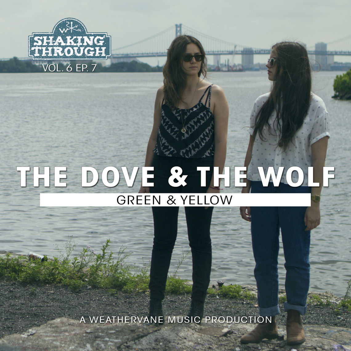 Weathervane Music – The Dove & The Wolf - Green & Yellow