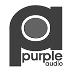 purple audio small